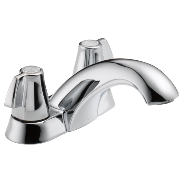 Two Handle Centerset Bathroom Faucet 2500LF | Delta Faucet
