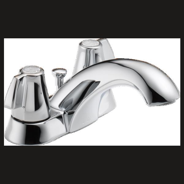 Two Handle Centerset Bathroom Faucet Delta Faucet