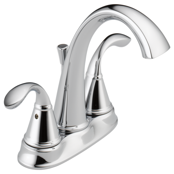Two Handle Centerset Bathroom Faucet 25706LF-ECO | Delta Faucet