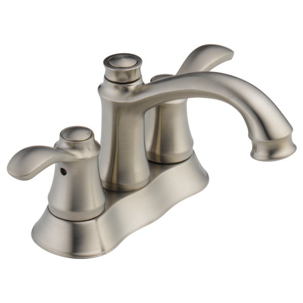 Two Handle Centerset Lavatory Faucet 25710lf Ss Eco
