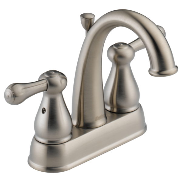 Two Handle Centerset Bathroom Faucet 2575-SS | Delta Faucet