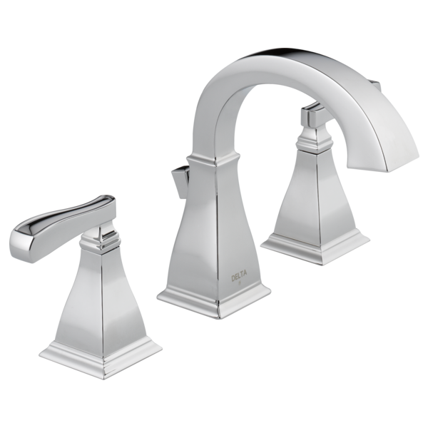 Two Handle Widespread Lavatory Faucet 35717 Eco Dst