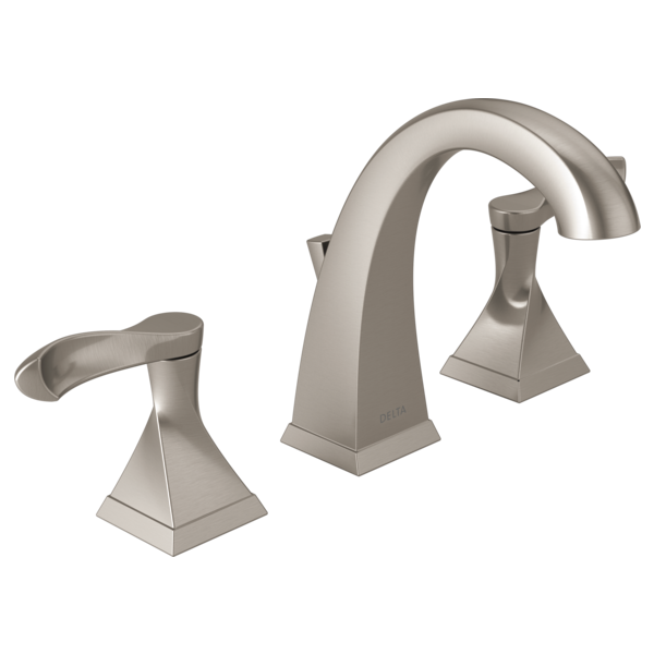 Two Handle Widespread Bathroom Faucet