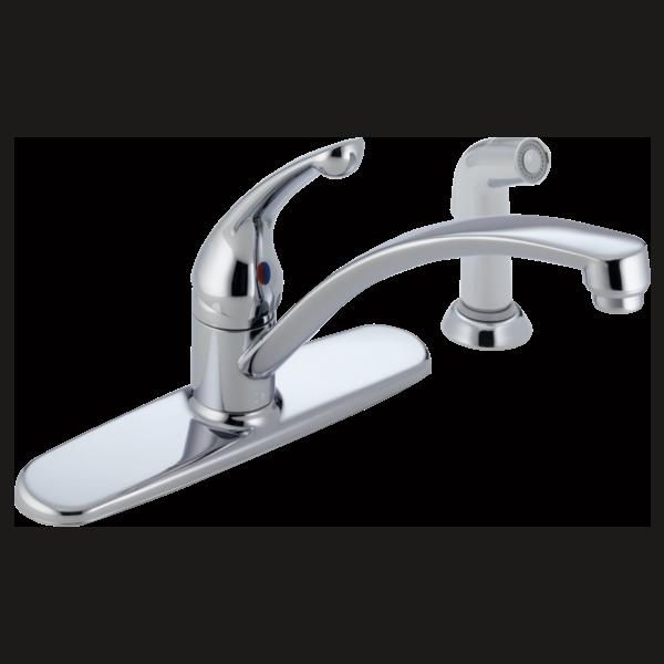 Single Handle Kitchen Faucet 440 Wf Delta Faucet
