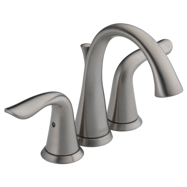 Two Handle Mini-Widespread Lavatory Faucet 4538-SS | Delta Faucet
