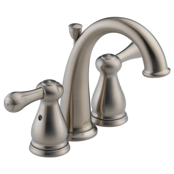 //WSL// DELTA 4575-SS LELAND TWO HANDLE MINI - WIDESPREAD LAVATORY FAUCET MC296462