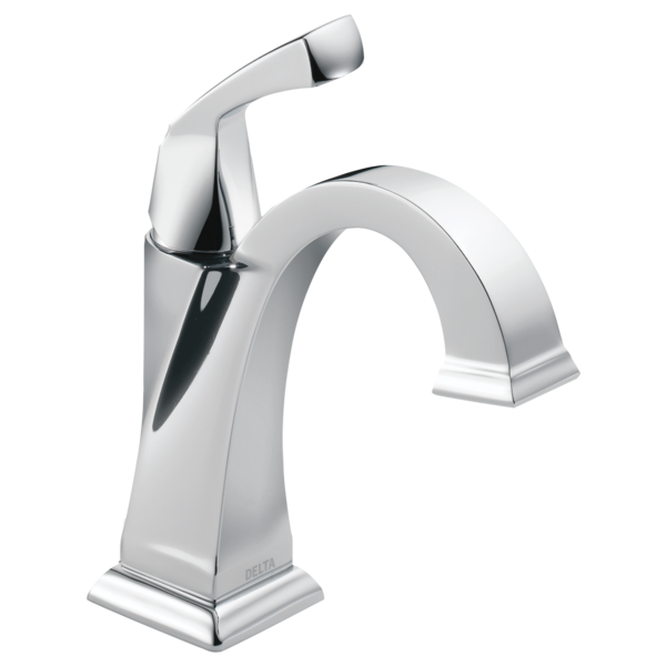 Single Handle Bathroom Faucet 551 Dst Delta Faucet