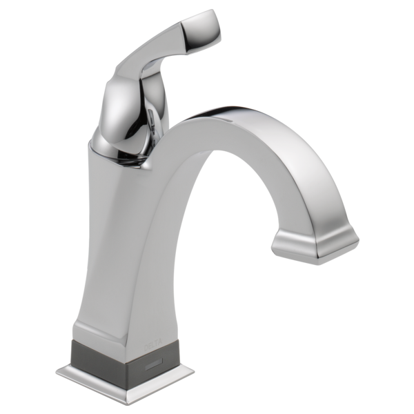 Single Handle Bathroom Faucet with Touch<sub>2</sub>O.xt<sup>&reg;</sup> Technology