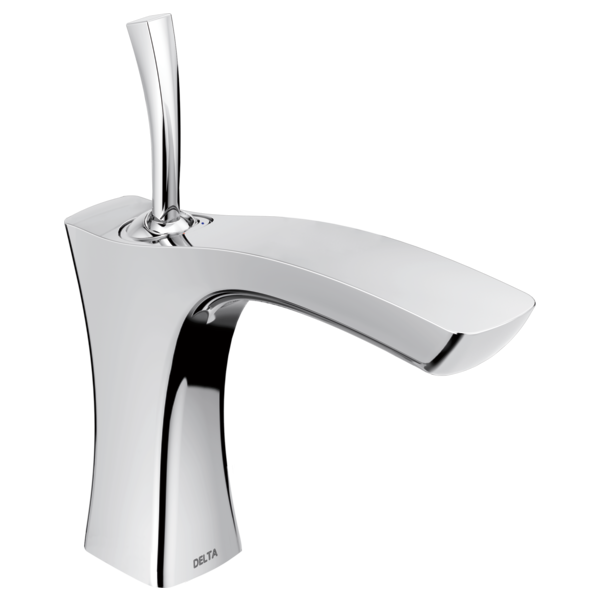 Single Handle Bathroom Faucet - Less Pop Up 552LF-LPU | Delta Faucet