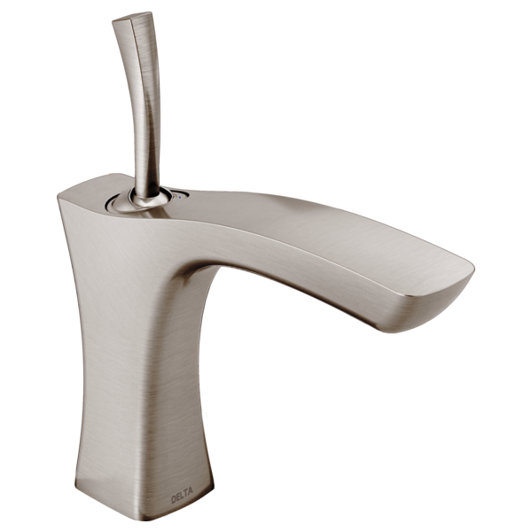 Single Handle Bathroom Faucet - Less Pop Up 552LF-SSLPU | Delta Faucet