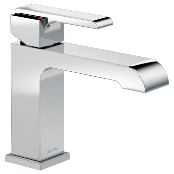 Single Handle Bathroom Faucet 567lf Lpu Delta Faucet