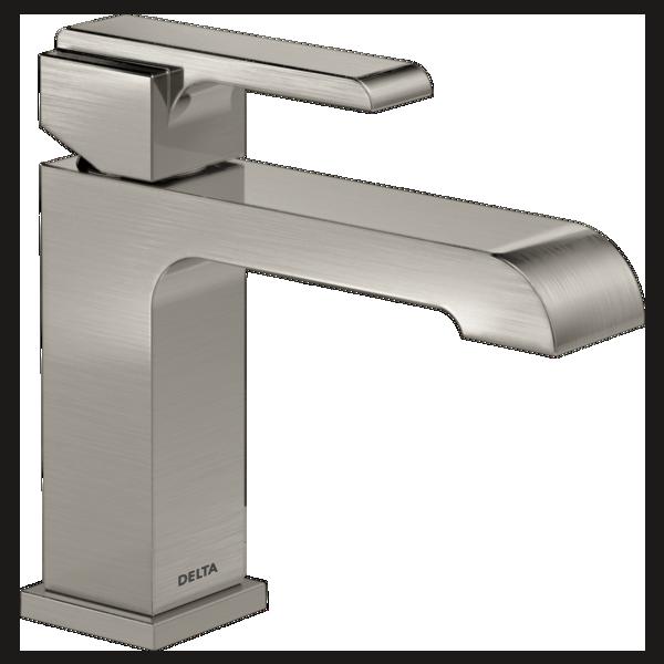 Single Handle Bathroom Faucet 567lf Sslpu Delta Faucet