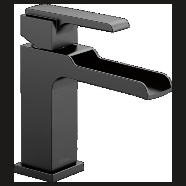 Single Handle Channel Bathroom Faucet 568lf Blmpu Delta