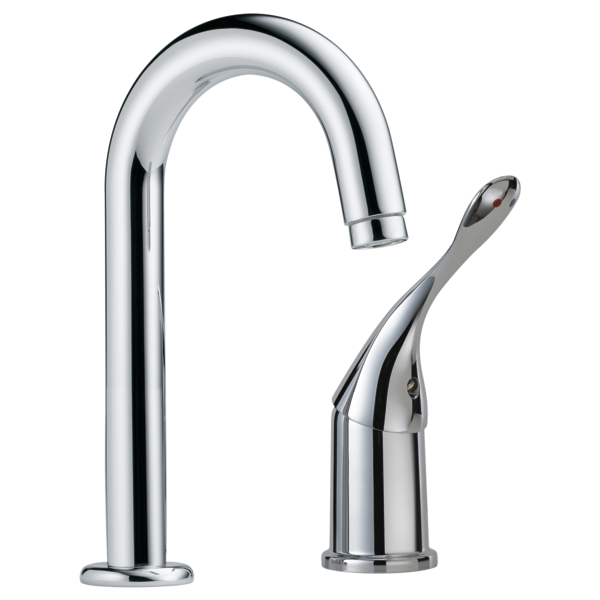 Single Handle Two Hole Utility Faucet