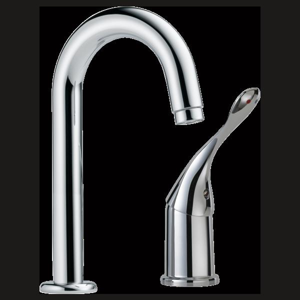 Single Handle Two Hole Utility Faucet