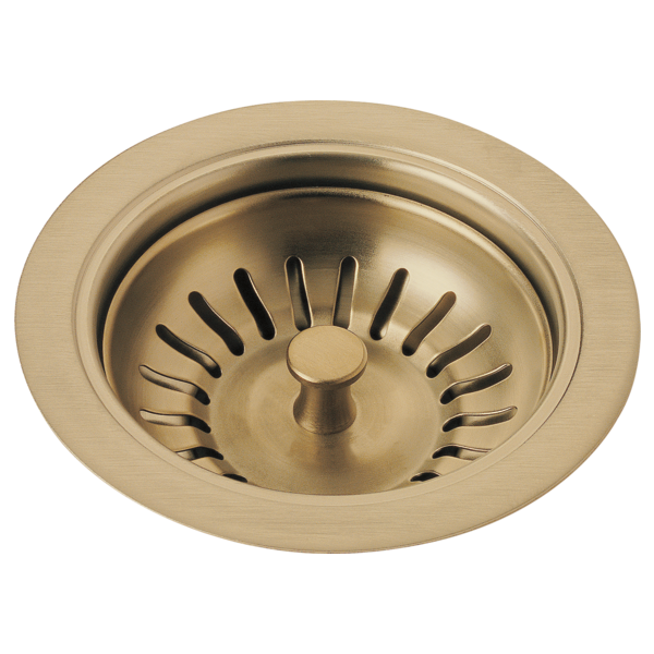 delta kitchen sink flange and strainer - Kitchen Sink Strainer Basket