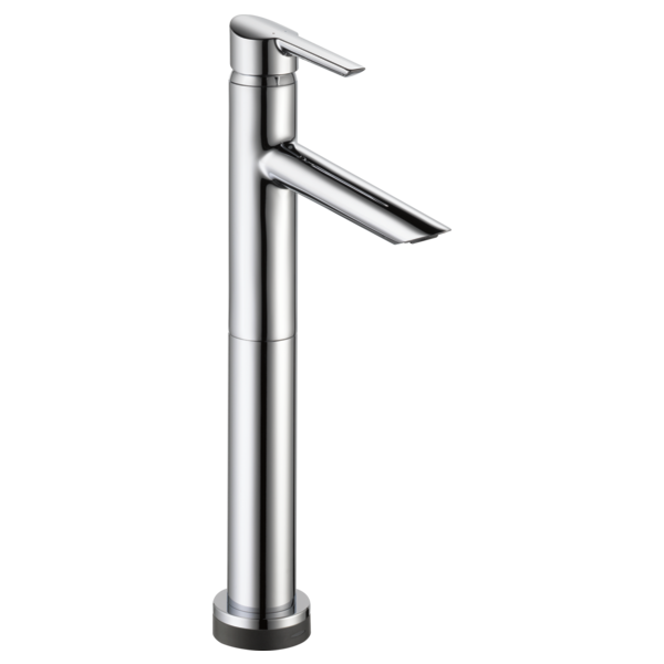 Single Handle Vessel Bathroom Faucet with Touch<sub>2</sub>O.xt<sup>&reg;</sup> Technology