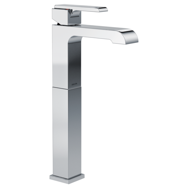 Single Handle Vessel Bathroom Faucet
