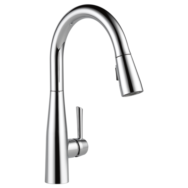 Single Handle Pull Down Kitchen Faucet 9113 Dst Delta Faucet