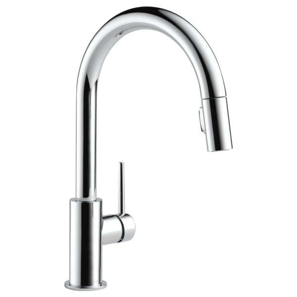 what is the width diameter of the tubing on the trinsic kitchen faucet spout