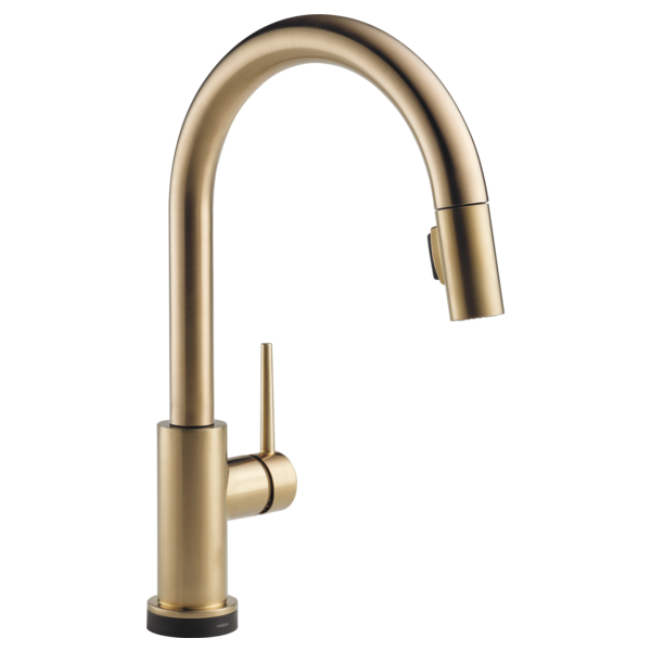 Single Handle Pull-Down Kitchen Faucet with Touch<sub>2</sub>O<sup>&reg;</sup> Technology