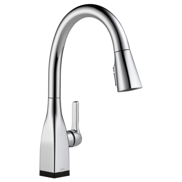 Single Handle Pull-Down Kitchen Faucet with Touch<sub>2</sub>O<sup>&reg;</sup> and ShieldSpray<sup>&reg;</sup> Technologies