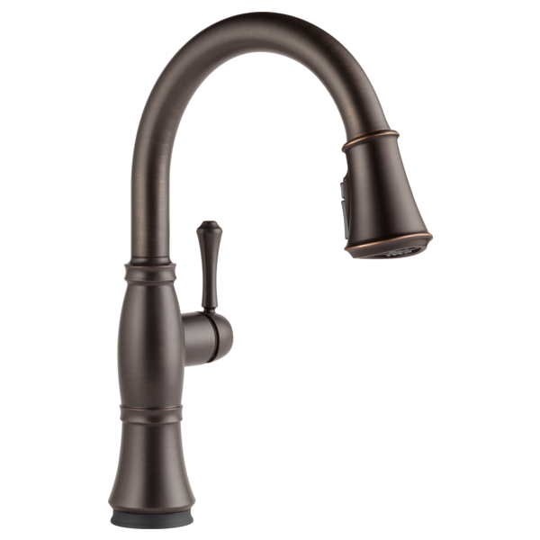 DELTA 9197T-RB-DST CASSIDY TOUCH PULL DOWN KITCHEN FAUCET MC316027