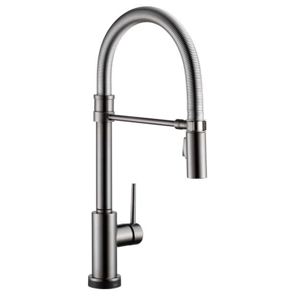 Single Handle Pull-Down Spring Spout Kitchen Faucet with Touch<sub>2</sub>O<sup>&reg;</sup> Technology