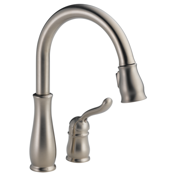 Discontinued Delta Kitchen Faucets: Single Handle Pull-Down Kitchen Faucet 978-SS-DST