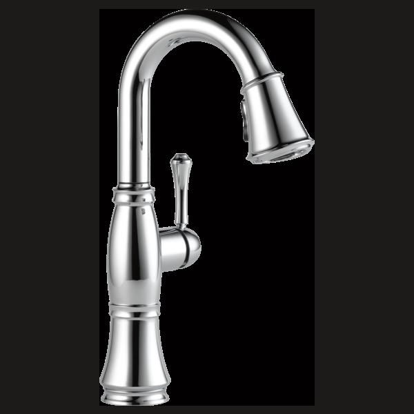 Single Handle Pull Down Bar / Prep Faucet