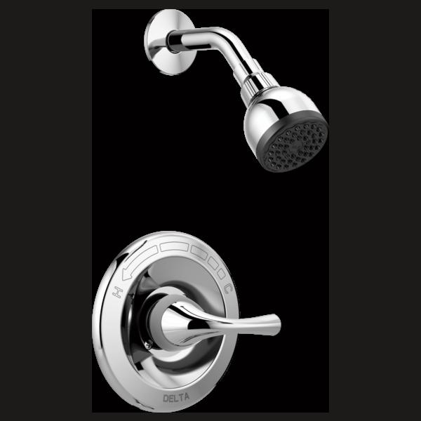 Single Handle Shower Trim Delta Faucet