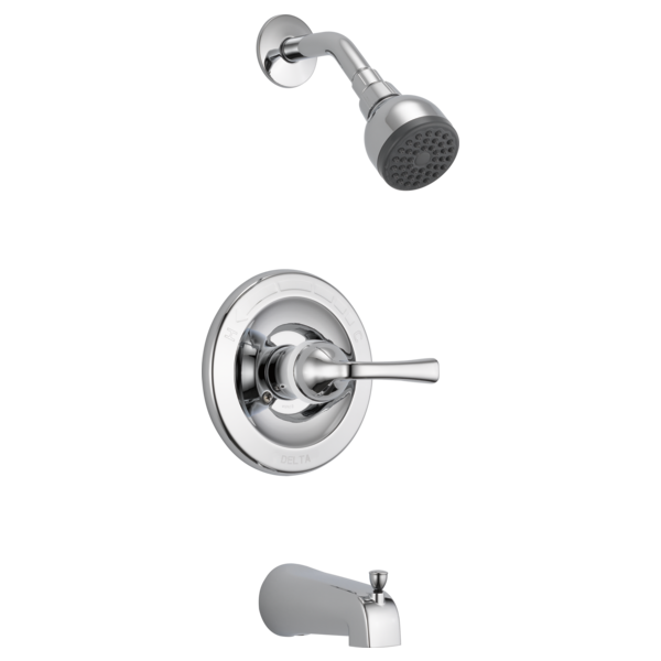 Single Handle Tub and Shower B114900 | Delta Faucet