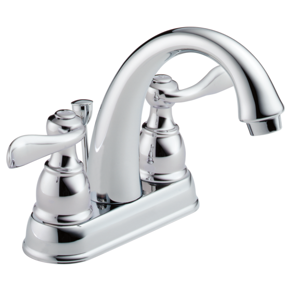 Two Handle Centerset Bathroom Faucet B2596LF | Delta Faucet