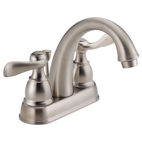 DELTA B2596LF-SS BRILLIANCE STAINLESS WINDEMERE 4