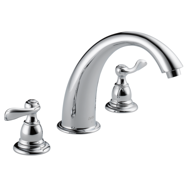 //WSL// DELTA BT2796 WINDEMERE TUB FILLER ONLY CHROME MC312155