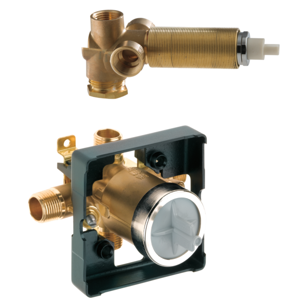 MultiChoice® Universal Valve Body with In-Wall Diverter Valve R10700 ...