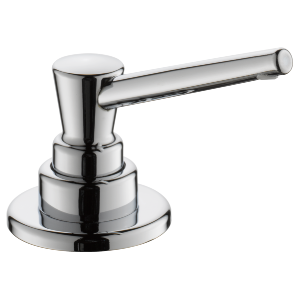 DELTA RP1001 CHROME SOAP DISPENSER ASSEMBLY MC7174