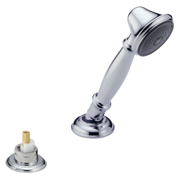 Hand Shower W Transfer Valve Roman Tub Less Handle Rp33791lhp