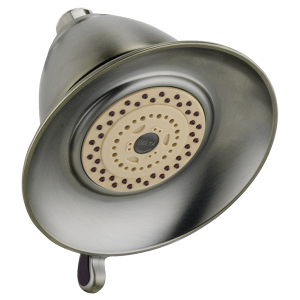 DELTA RP34355-SS STAINLESS STEEL SHOWERHEAD MC232424