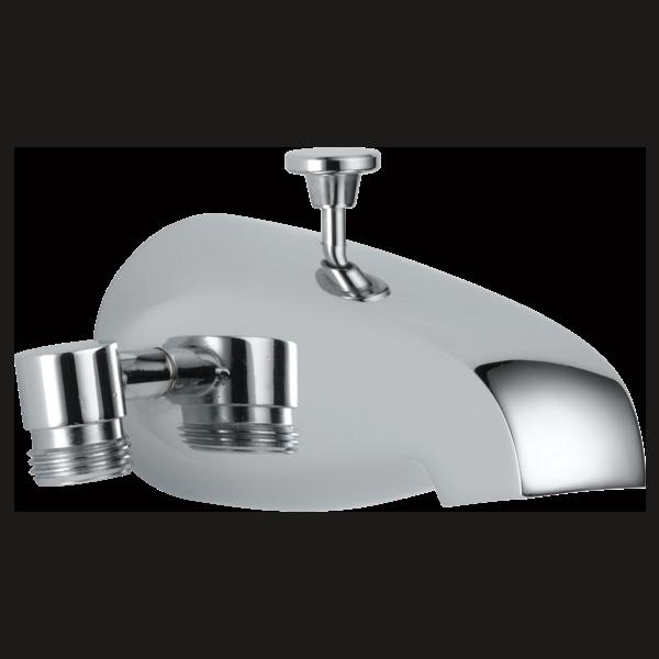 deck mount tub faucet with diverter.  RP3914 Tub Spout Hand Shower Pull Up Diverter