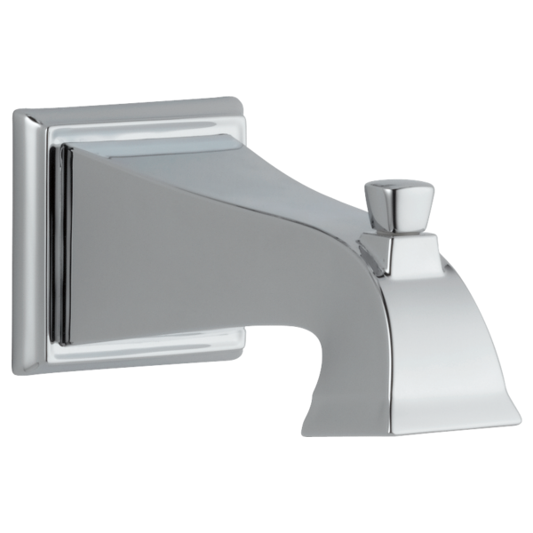 tub spout pull up diverter rp52148 delta faucet