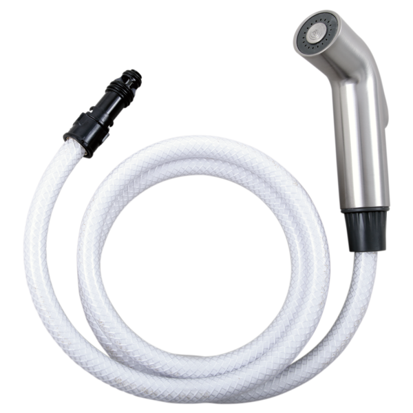 Side Spray Amp Hose Assembly Rp60097ss Delta Faucet