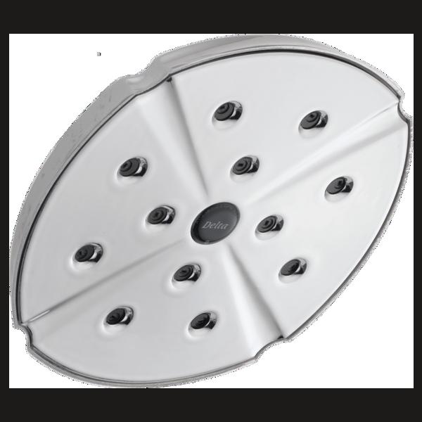 RP61274 - H2Okinetic® Single-Setting Raincan Shower Head