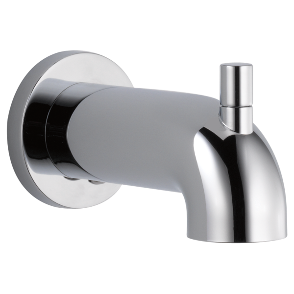 Tub Spout   Pull Up Diverter