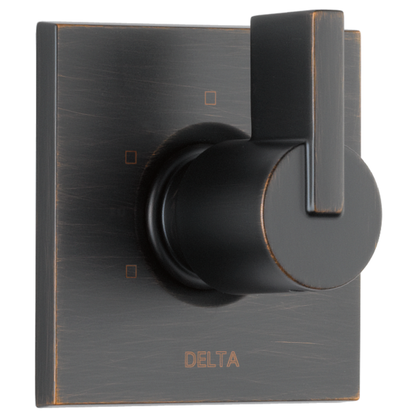 Delta Vero T11853 3-Port Three Function Diverter Trim Only Chrome