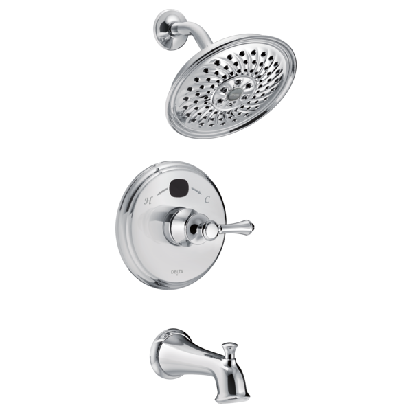 Traditional 14 Series Temp2O<sup>&reg;</sup> Tub & Shower Trim