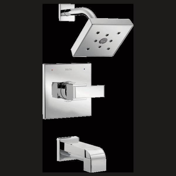 Monitor® 14 Series H2Okinetic® Tub U0026 Shower Trim