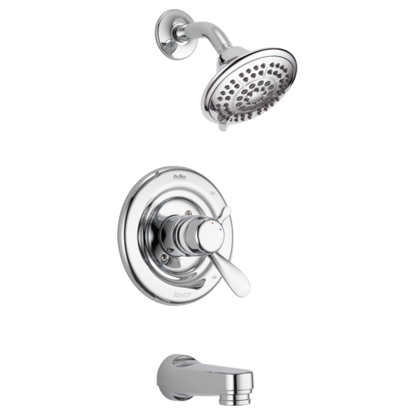 DELTA T17430 CHROME INNOVATIONS SHOWER & TUB TRIM ONLY INCLUDES CARTRIDGE AND HANDLE MC235425