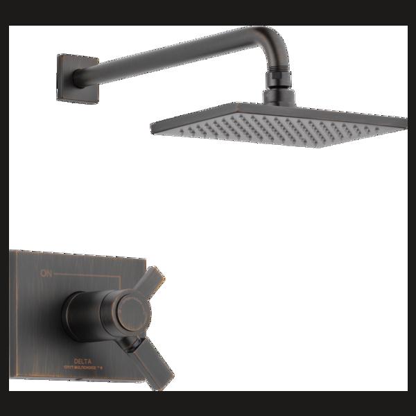 DELTA® T17T253-RB TempAssure® 17T Shower Trim, 2.5 gpm Shower, Venetian Bronze