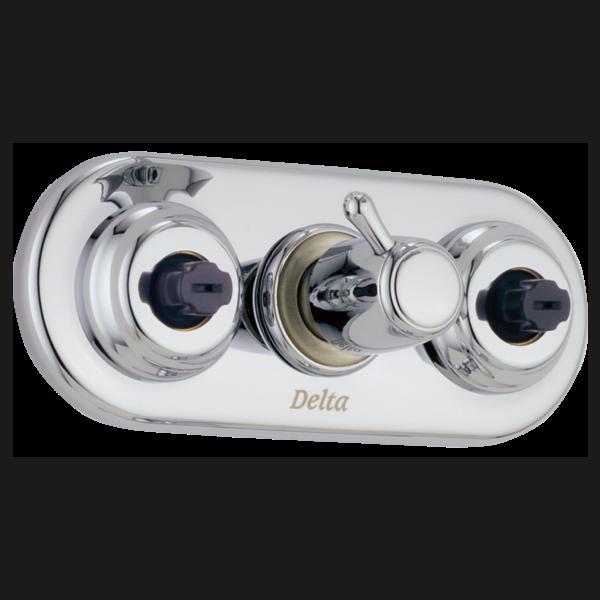 Xo Kitchen: Jetted Module Diverter Trim T18017-XO